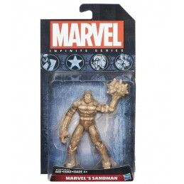 HASBRO MARVEL INFINITE SERIES - SANDMAN (UOMO SABBIA) ACTION FIGURE