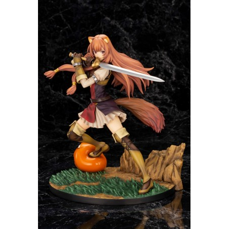 THE RISING OF THE SHIELD HERO ANI STATUE 1/7 RAPHTALIA 23 CM FIGURE