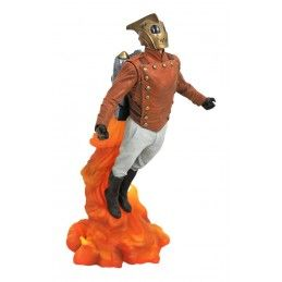 DIAMOND SELECT DISNEY THE ROCKETEER GALLERY STATUE 28 CM FIGURE