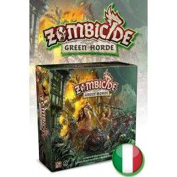 ZOMBICIDE GREEN HORDE GIOCO DA TAVOLO ITALIANO