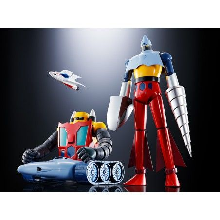 SOUL OF CHOGOKIN GX-91 GETTER 2+3 DYNAMIC CLASSIC SET ACTION FIGURE