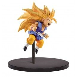 DRAGON BALL SUPER SAIYAN 3 SON GOKU STATUE FIGURE BANPRESTO