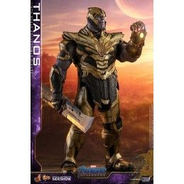 MARVEL AVENGERS ENDGAME - THANOS 42CM MOVIE MASTERPIECE ACTION FIGURE HOT TOYS