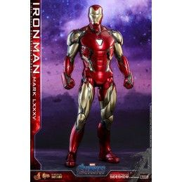 MARVEL AVENGERS ENDGAME - IRON MAN MARK LXXXV MOVIE MASTERPIECE ACTION FIGURE HOT TOYS