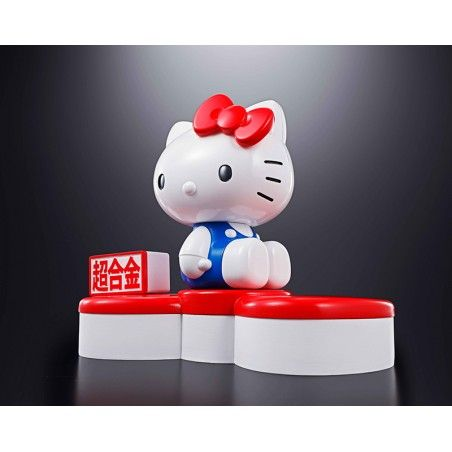 HELLO KITTY CHOGOKIN 45TH ANNIVERSARY FIGURE