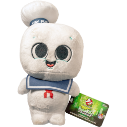 GHOSTBUSTERS STAY PUFT 18CM SUPER CUTE PUPAZZO PELUCHE PLUSH FIGURE FUNKO