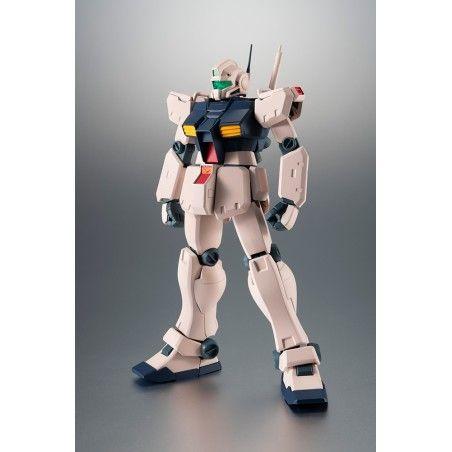 THE ROBOT SPIRITS - RGM-79C GM TYPE C ANIME VER GUNDAM ACTION FIGURE