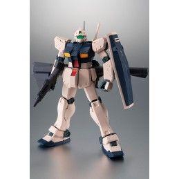 THE ROBOT SPIRITS - RGM-79C GM TYPE C ANIME VER GUNDAM ACTION FIGURE BANDAI