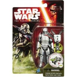STAR WARS - JUNGLE WAVE CAPTAIN PHASMA ACTION FIGURE HASBRO