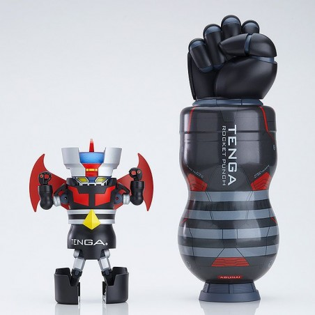 MAZINGER TENGA ROBO ROCKET PUNCH SET ACTION FIGURE