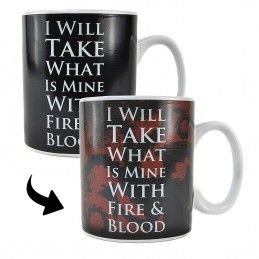 SD TOYS GAME OF THRONES HEAT CHANGING MUG TAZZA