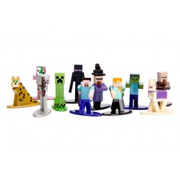 MINECRAFT NANO METALFIGS...