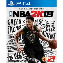 NBA 2K19 PS4 PLAYSTATION 4...