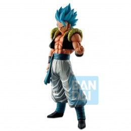 BANDAI DRAGON BALL SUPER ICHIBANSHO SUPER SAIYAN GOD GOGETA PVC STATUE 30CM FIGURE