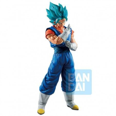 DRAGON BALL SUPER ICHIBANSHO SUPER SAIYAN GOD VEGETTO PVC STATUE 30CM FIGURE