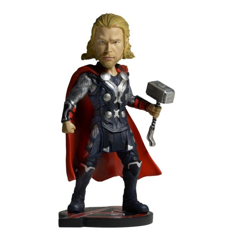 AVENGERS AGE OF ULTRON - THOR BOBBLE HEADKNOCKER FIGURE NECA
