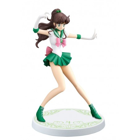 SAILOR MOON GIRLS MEMORIES - SAILOR JUPITER STATUE 16 CM FIGURE