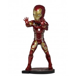 AVENGERS AGE OF ULTRON - IRON MAN BOBBLE HEADKNOCKER FIGURE