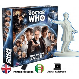 DOCTOR WHO TIME OF THE...