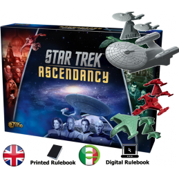 STAR TREK - ASCENDANCY -...