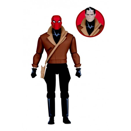 BATMAN THE ADVENTURES CONTINUE - RED HOOD ACTION FIGURE