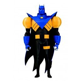 BATMAN THE ADVENTURES CONTINUE - AZRAEL ACTION FIGURE DC COLLECTIBLES
