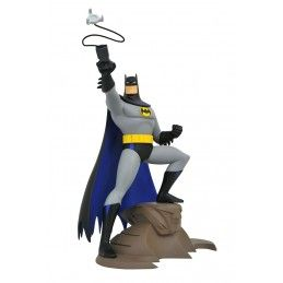 DC GALLERY BATMAN THE ANIMATED SERIES 25CM FIGURE STATUE DIAMOND SELECT