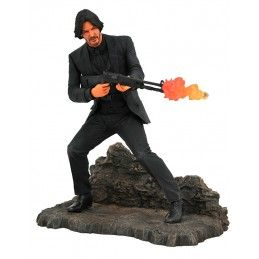 DIAMOND SELECT JOHN WICK CATACOMBS GALLERY 25CM FIGURE STATUE