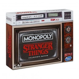 MONOPOLY STRANGER THINGS...
