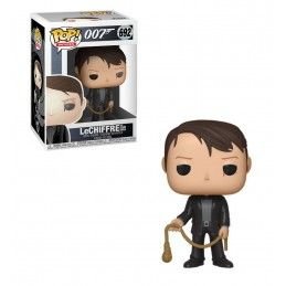 FUNKO POP! JAMES BOND 007 LE CHIFFRE CASINO ROYALE BOBBLE HEAD KNOCKER FIGURE FUNKO