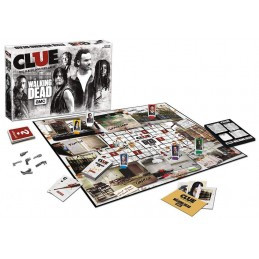 CLUEDO THE WALKING DEAD...