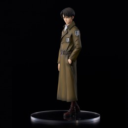 ATTACK ON TITAN LEVI COAT...