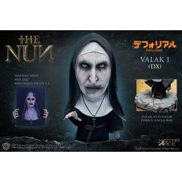 THE NUN VALAK 1 DELUXE DEFO-REAL STATUE FIGURE STAR ACE