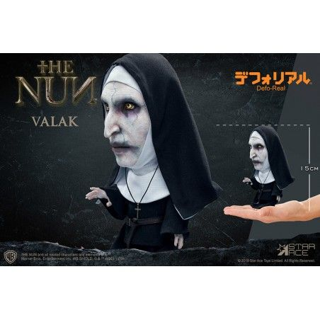 THE NUN VALAK DEFO-REAL STATUE FIGURE