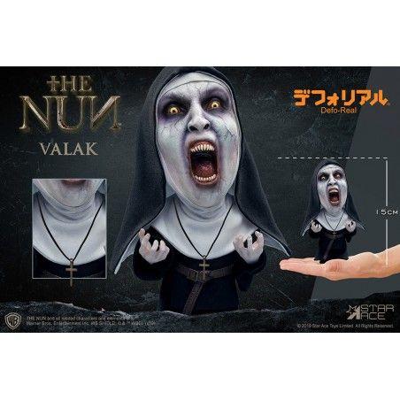 THE NUN VALAK 2 DEFO-REAL STATUE FIGURE