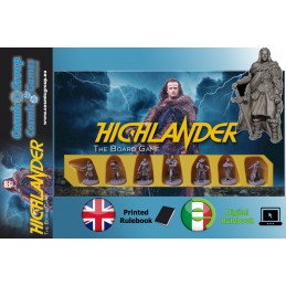 HIGHLANDER THE BOARD GAME...