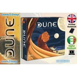 DUNE THE BOARD GAME - GIOCO...