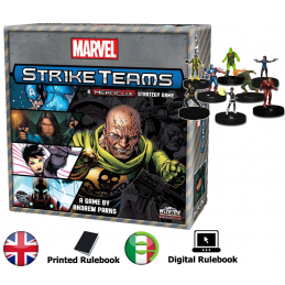 MARVEL STRIKE TEAMS BOARD...