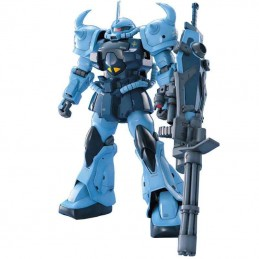 MASTER GRADE MG MS-07B-3 GOUF CUSTOM 1/100 MODEL KIT ACTION FIGURE BANDAI