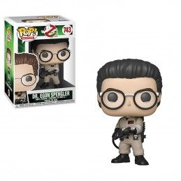 FUNKO POP! GHOSTBUSTERS - DR. EGON SPENGLER BOBBLE HEAD KNOCKER FIGURE FUNKO