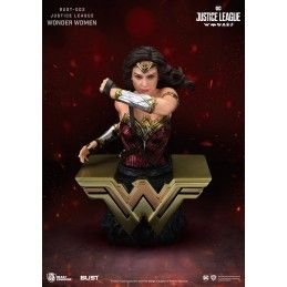 JUSTICE LEAGUE WONDER WOMAN BUST 003 1/2 FIGURE 15CM STATUE BEAST KINGDOM