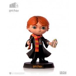 IRON STUDIOS HARRY POTTER MINICO RON WEASLEY FIGURE 13 CM STATUE