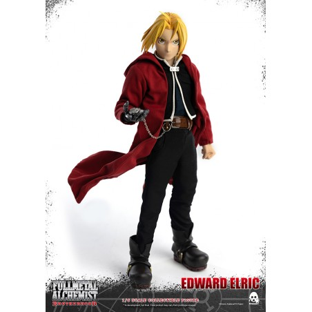 FULLMETAL ALCHEMIST BROTHERHOOD EDWARD ELRIC 1/6 25CM ACTION FIGURE