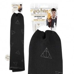 HARRY POTTER DEATHLY HALLOWS SCARF SCIARPA FOULARD CINEREPLICAS
