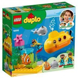 LEGO DUPLO AVVENTURA SOTTOMARINA 10910