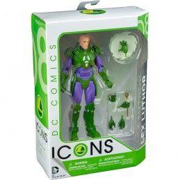 DC COMICS ICONS - LEX LUTHOR FOREVER EVIL ACTION FIGURE DC COLLECTIBLES