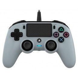 NACON CONTROLLER WIRED DUALSHOCK 4 PS4 GREY GRIGIO