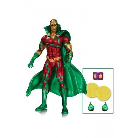 DC COMICS ICONS - MISTER MIRACLE EARTH 2 ACTION FIGURE