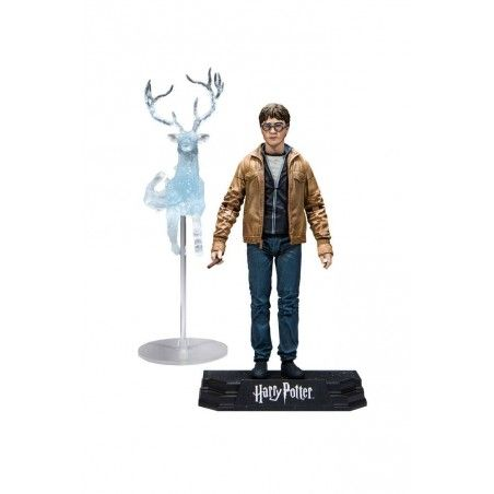 HARRY POTTER DEATHLY HALLOWS PART 2 ACTION FIGURE