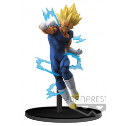 BANPRESTO DRAGON BALL Z DOKKAN BATTLE - MAJIN VEGETA 15CM STATUE FIGURE